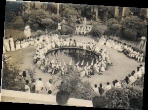 Initiation circle