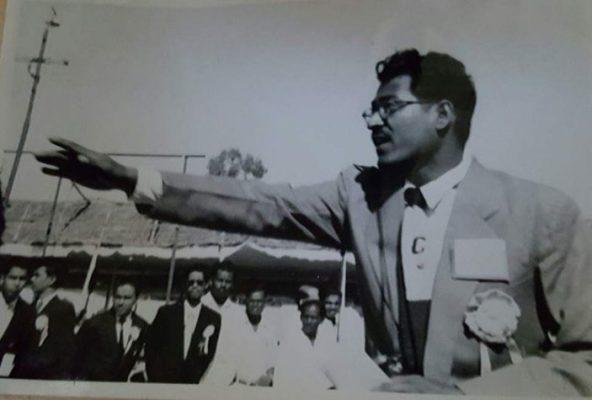 1958-Dr Johnson Jubilee event-
