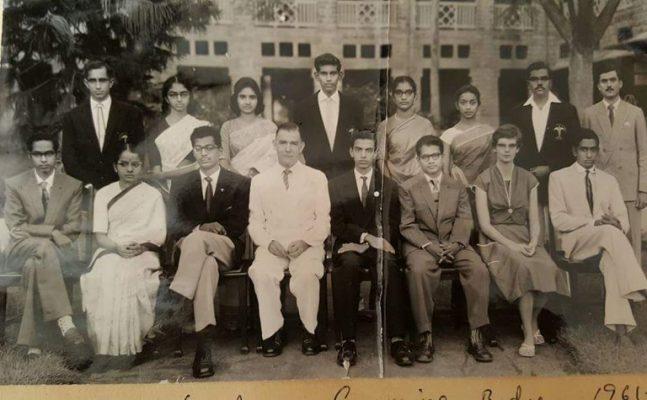 1961 Student Association Governing Body