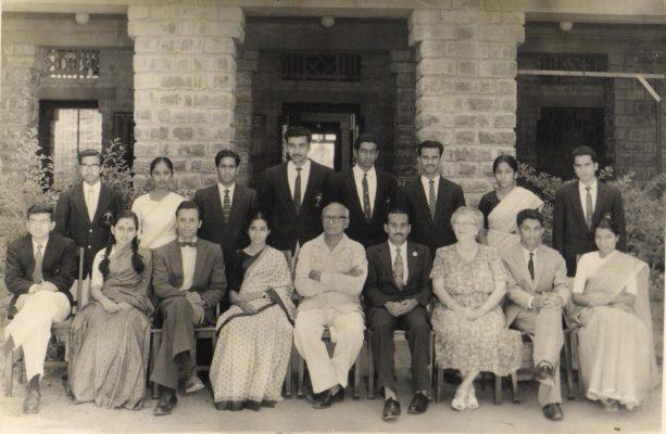 Student Association -Governing Body 1959-60