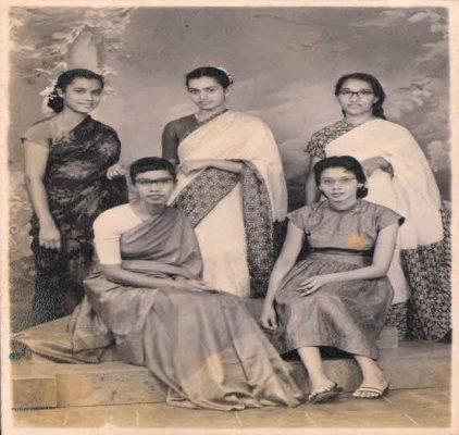 Vasantha --Sulo –Annie Dolly –Mona