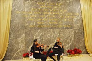 Gala2018 violinists