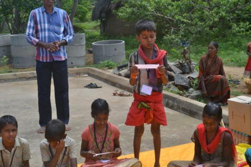 Jawadhi childrens parl