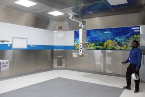 Operating Room 2 mock-up